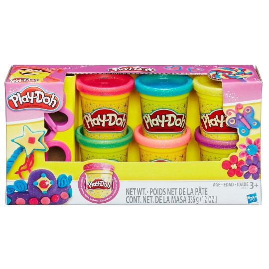 Play-Doh Sparkle Compound Collection image number null