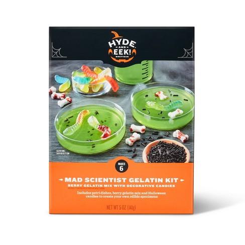 Halloween Mad Scientist Gelatin Kit - 5oz - Hyde & EEK! Boutique™ - image 1 of 4