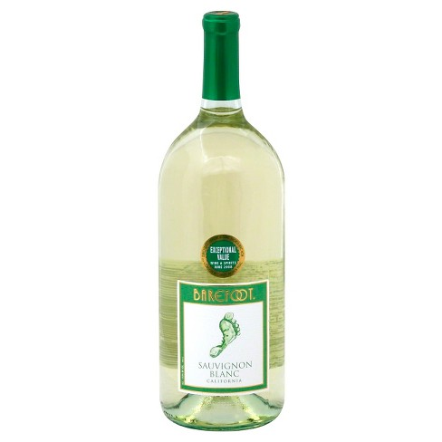 Barefoot® Sauvignon Blanc - 1.5L Bottle - image 1 of 1