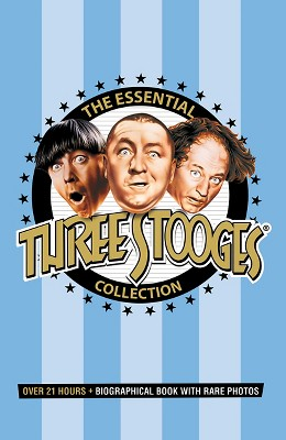 The Essential Three Stooges Collection [6 Discs]