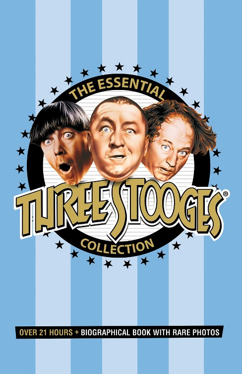 The Essential Three Stooges Collection [6 Discs] - image 1 of 1