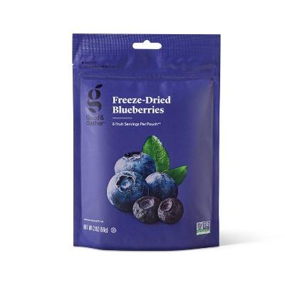 Freeze Dried Blueberries - 2oz - Good & Gather™