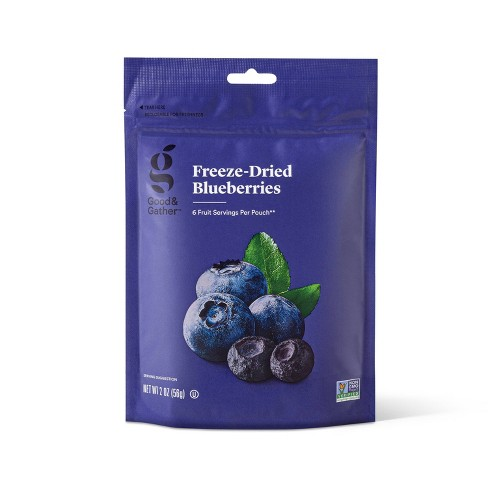 Freeze Dried Blueberries - 2oz - Good & Gather™ - image 1 of 2