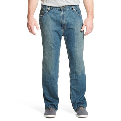 DENIZEN® from Levi's® Men's Tall Straight Fit Jeans - Zion 42x36 - image 1 of 4