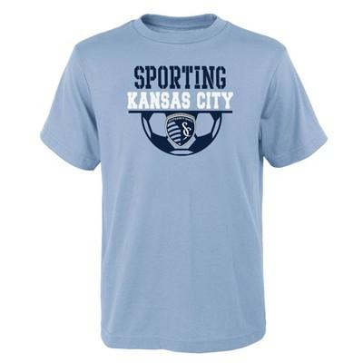 MLS Sporting Kansas City Boys' Short Sleeve Core T-Shirt