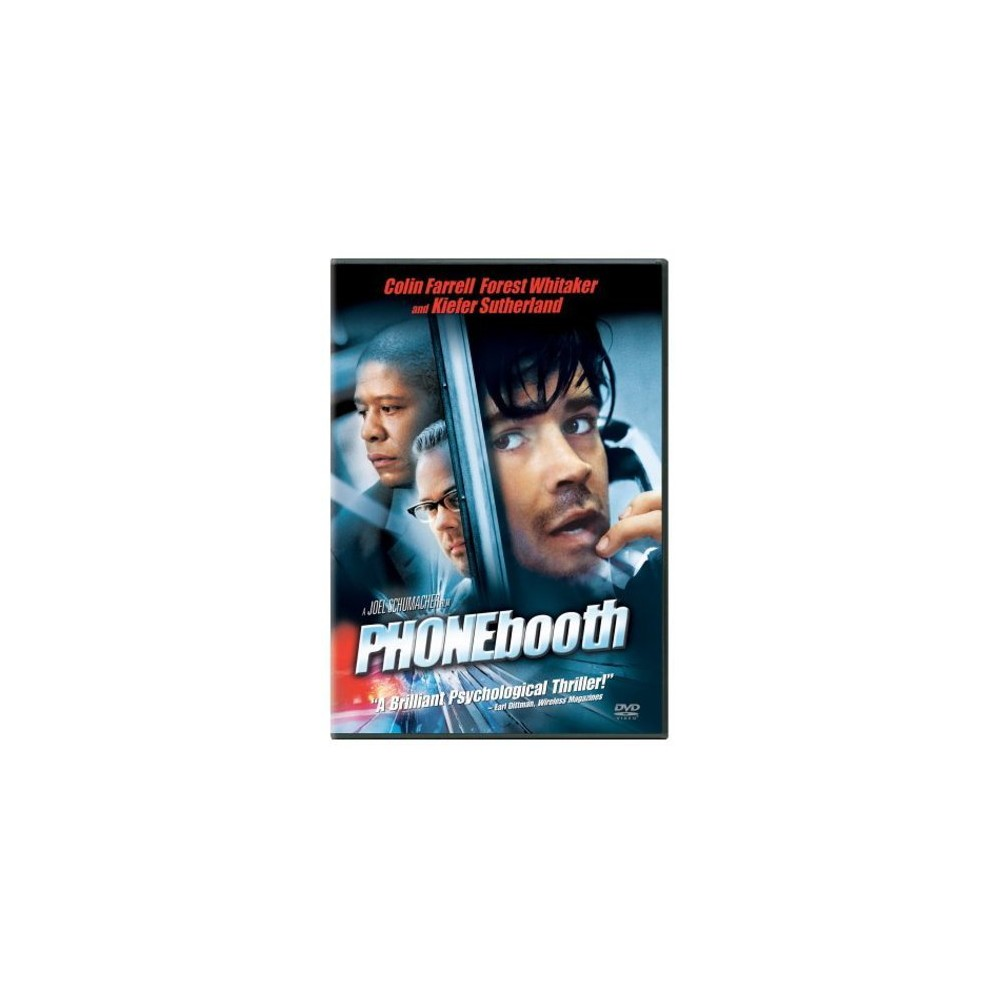Phone Booth (Dvd), Movies