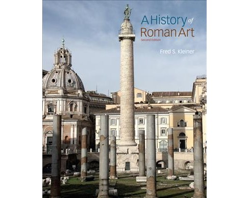 History of Roman Art (Paperback) (Fred S. Kleiner) - image 1 of 1