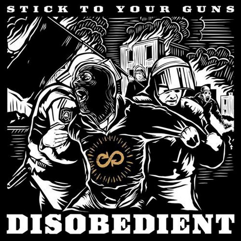 Stick to your guns - Disobedient (CD) - image 1 of 1