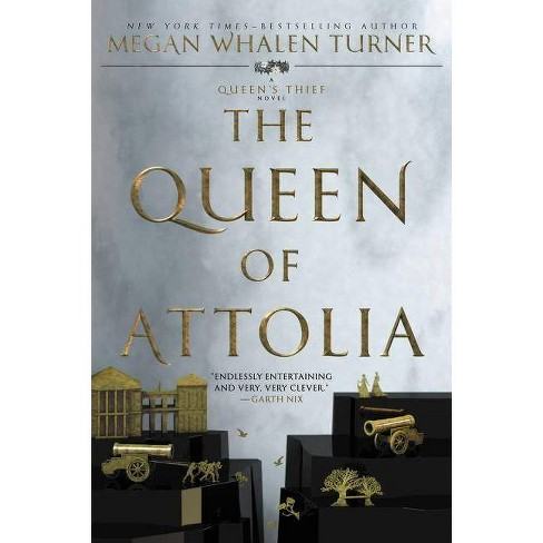 The Queen of Attolia - (Queen's Thief) by  Megan Whalen Turner (Paperback) - image 1 of 1
