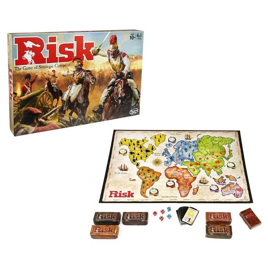 Risk Board Game, board games image number null