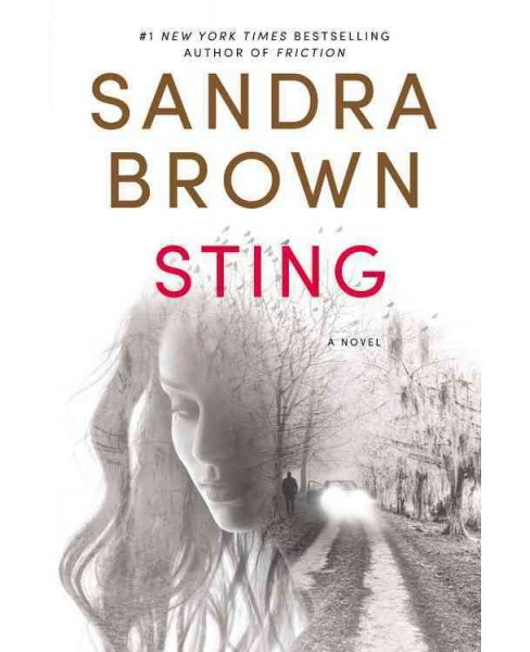 Sting (Hardcover) (Sandra Brown) - image 1 of 1