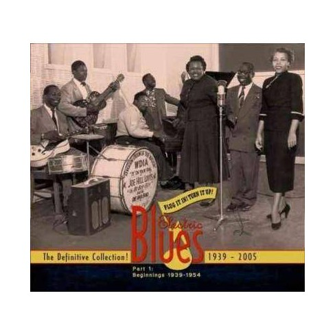 Various - Electric Blues: 1939-1953: Vol. 1 (CD) - image 1 of 1
