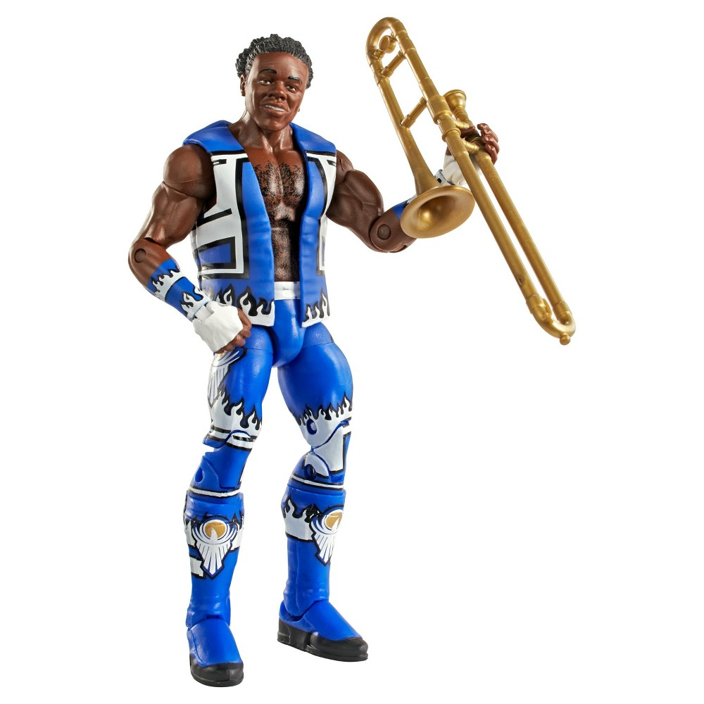 Wwe Elite Collection Xavier Wood Action Figure - Series #42