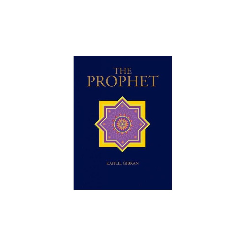 Prophet - Reissue (Chinese Bound Classics) by Kahlil Gibran (Hardcover)