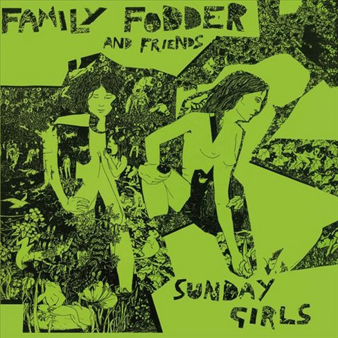 Family fodder - Sunday girls (Vinyl) - image 1 of 1