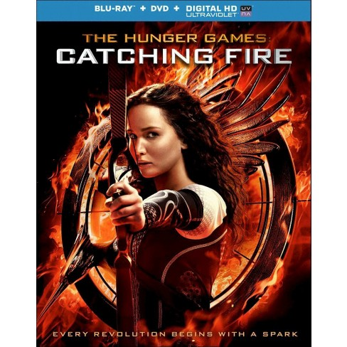 The Hunger Games: Catching Fire (Includes Digital Copy) (Blu-ray) (W) (Widescreen) - image 1 of 1