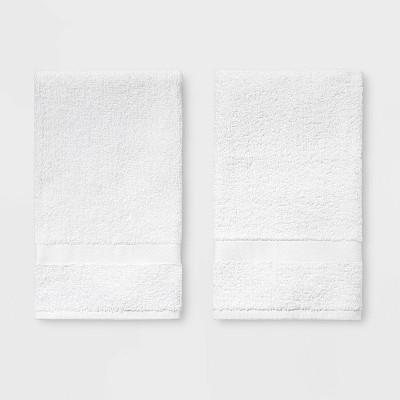 2pk Hand Towel White - Room Essentials™