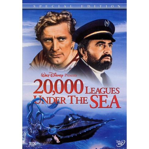 20,000 Leagues Under the Sea [2 Discs] - image 1 of 1