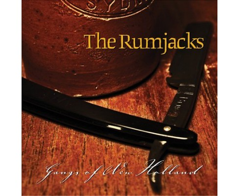 Rumjacks - Gangs Of New Holland (CD) - image 1 of 1