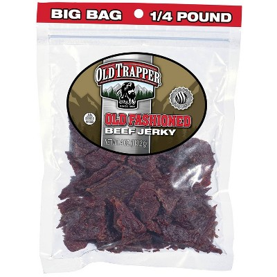 Old Trapper Old Fashion Beef Jerky - 4oz