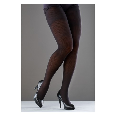 abf44192bcd20 FUTURO Patterned Tights For Improved Circulation, Black : Target