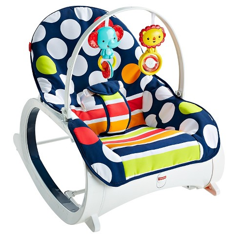 Fisher-Price Infant to Toddler Rocker - image 1 of 12