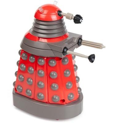 Seven20 Doctor Who Red Dalek Talking Money Bank