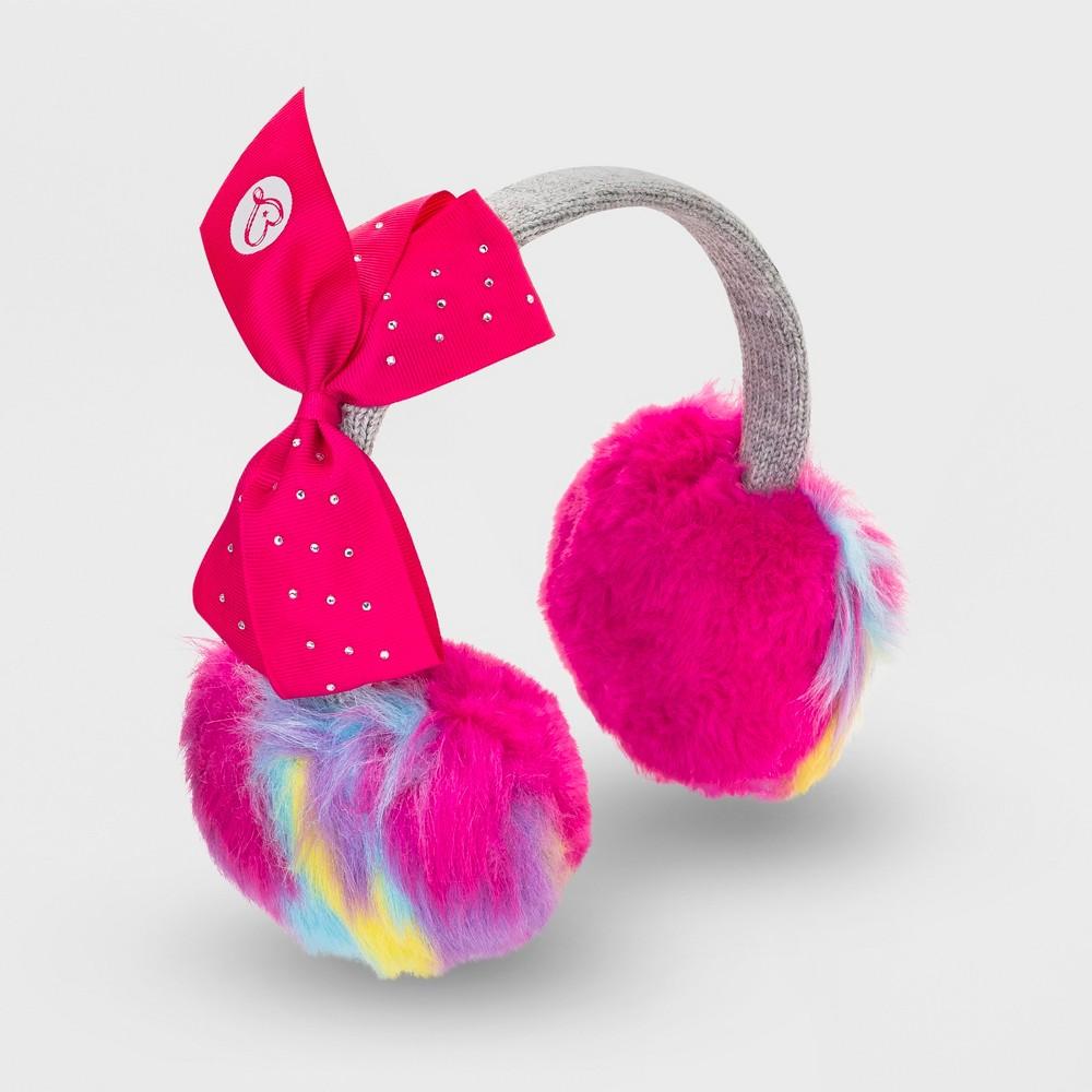 Girls' JoJo Siwa Earmuffs - Pink One Size