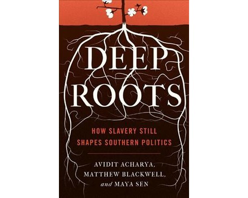 Deep Roots : How Slavery Still Shapes Southern Politics -  (Hardcover) - image 1 of 1