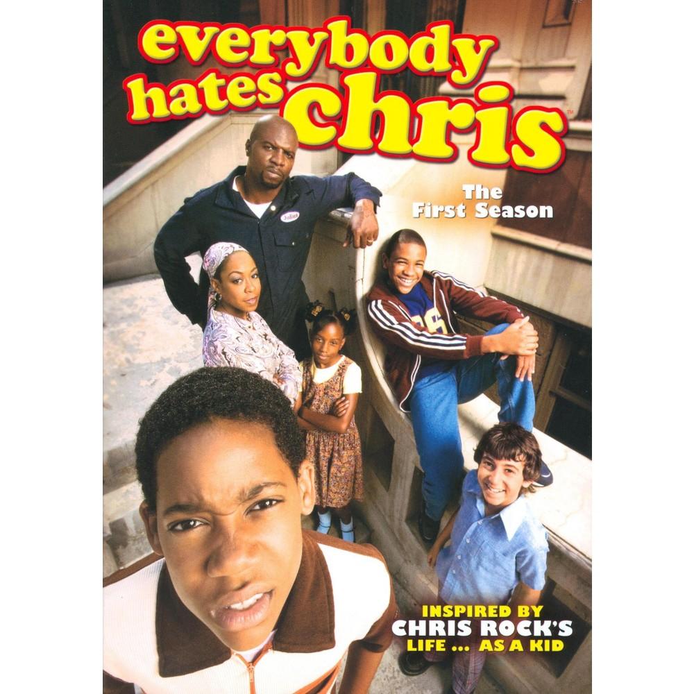 Everybody Hates Chris:First Season (Dvd)