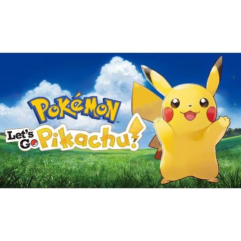 Pokemon: Let's Go, Pikachu! - Nintendo Switch - image 1 of 4