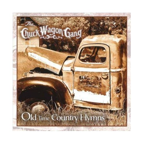 Chuck Wagon Gang - Old Time Country Hymns (CD) - image 1 of 1