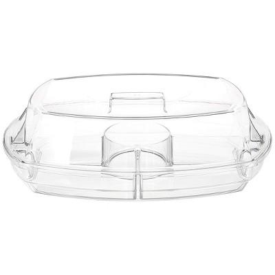 Prodyne Flip-Lid Appetizers on Ice Tray