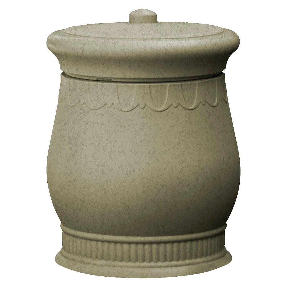 Savannah Urn Garden Storage Box - Sandstone - Good ideas, Sand Stone