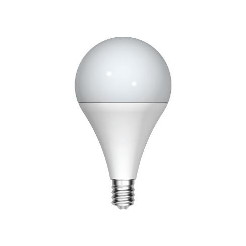 Ge Led 60watt A15 Cac Ceiling Fan Light Bulb 2pk Soft White
