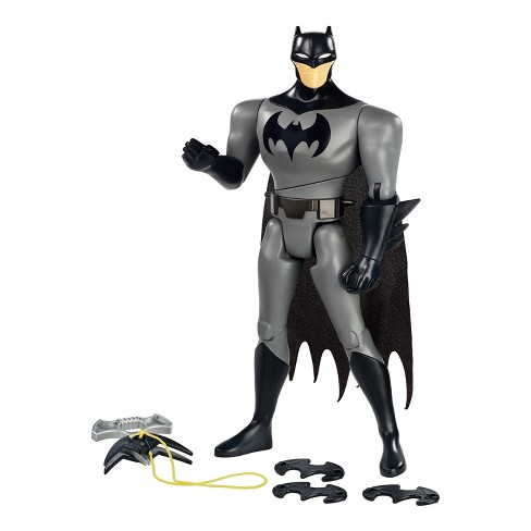 "Justice League Action Grapnel Attack Batman 12"" Figure - image 1 of 7"