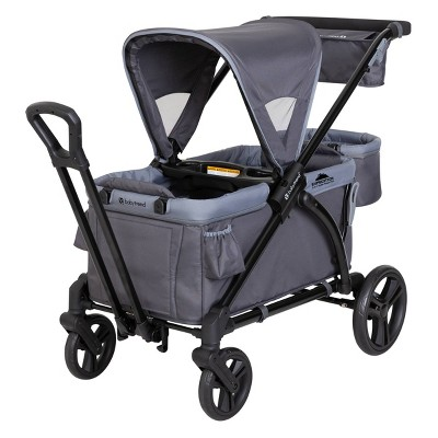Baby Trend Expedition 2-in-1 Stroller Wagon Plus