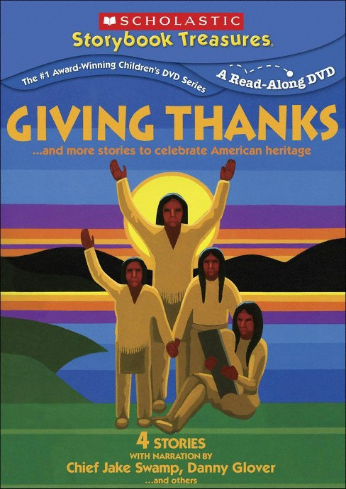 Giving thanks and more stories to cel (DVD) - image 1 of 1