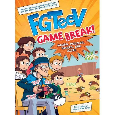 Fgteev: Game Break! - (Paperback)