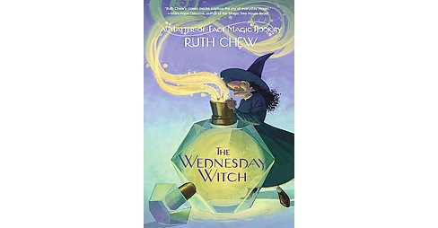 Wednesday Witch (Reprint) (Paperback) (Ruth Chew) - image 1 of 1