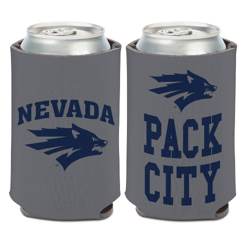 NCAA Nevada Wolf Pack Slogan Can Cooler - image 1 of 1