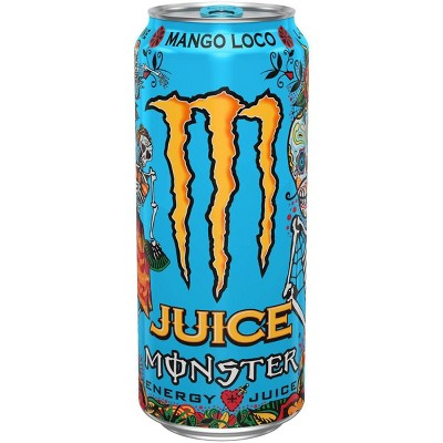 Juice Monster, Mango Loco - 16 fl oz Can