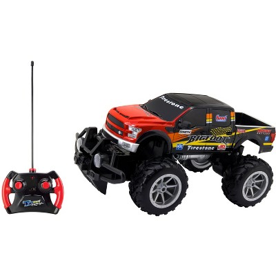 KidzTech 1:16 RC BIGFOOT    Ford Shelby F 150 (battery operated), Black
