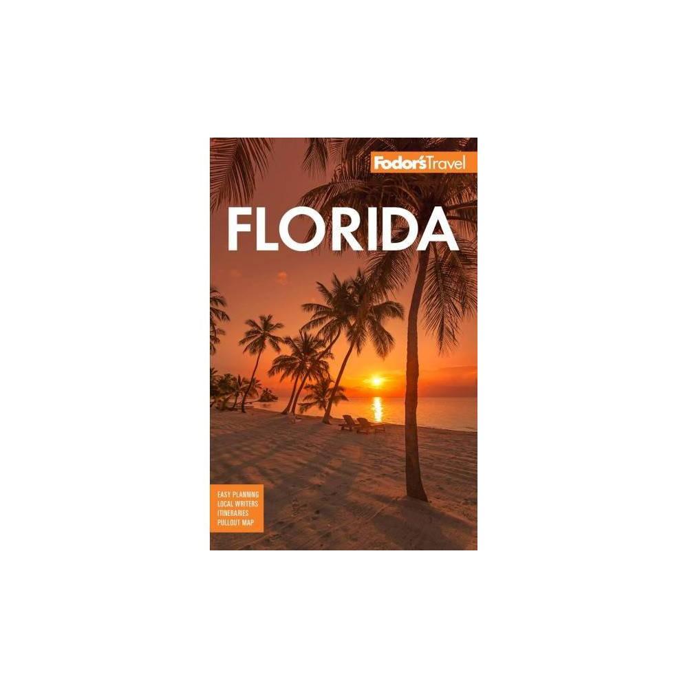 Fodor's Florida - 34 (Fodor's Florida) (Paperback)