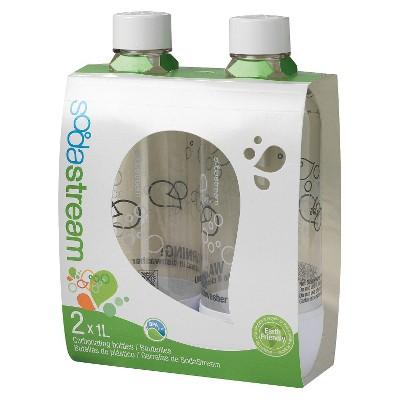 SodaStream 1L Carbonating Bottles