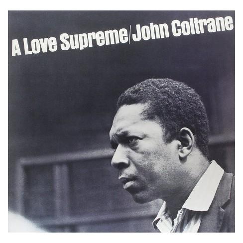 Vinyl John Coltrane A Love Supreme