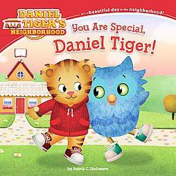 You Are Special, Daniel Tiger! ( Daniel Tiger's Neighborhood) (Reprint) (Paperback) by Angela C. Santomero