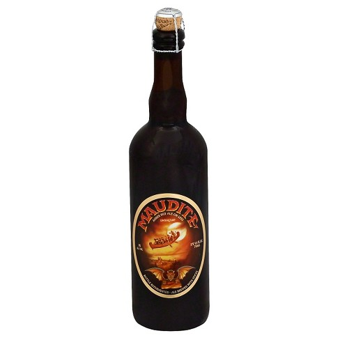 Unibroue Maudite Beer - 25.4 fl oz Bottle - image 1 of 1