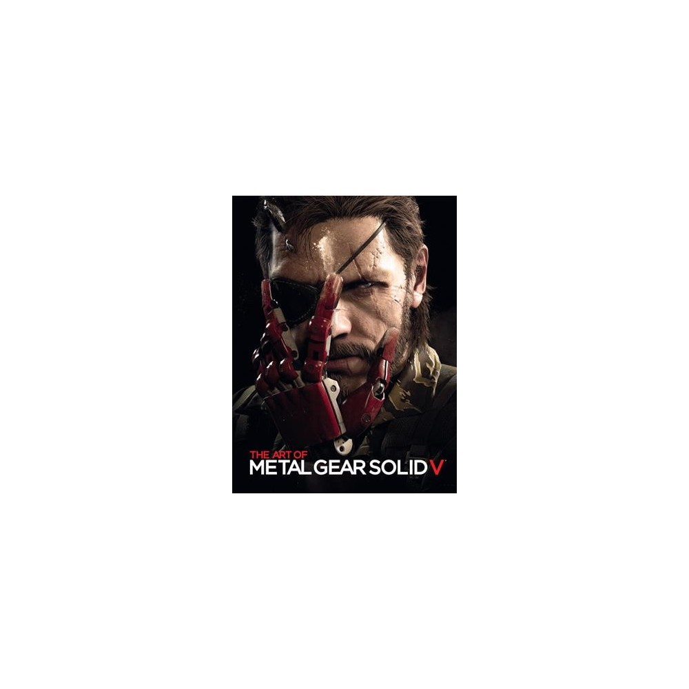 Art of Metal Gear Solid V (Hardcover)