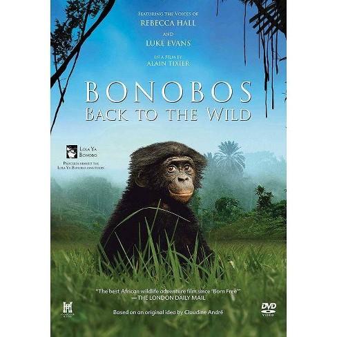 Bonobos: Back To The Wild (DVD)